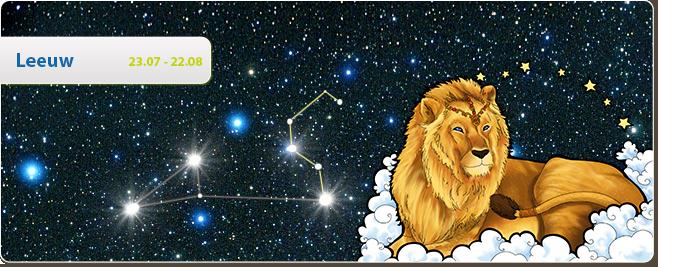 Leeuw - Gratis horoscoop van 23 oktober 2019 helderzienden