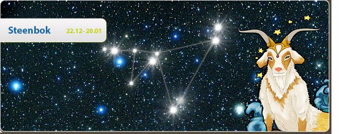 Steenbok - Gratis horoscoop van 23 oktober 2019 helderzienden