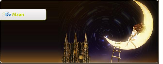 Tarotkaart Maan - uitleg door helderzienden